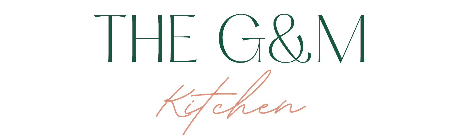 The G & M Kitchen logo